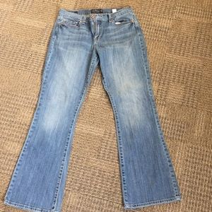 Gently used Lucky Brand Jeans